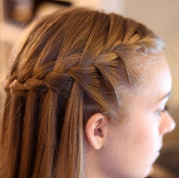 Acconciature #capelli con #treccia, le idee più originali