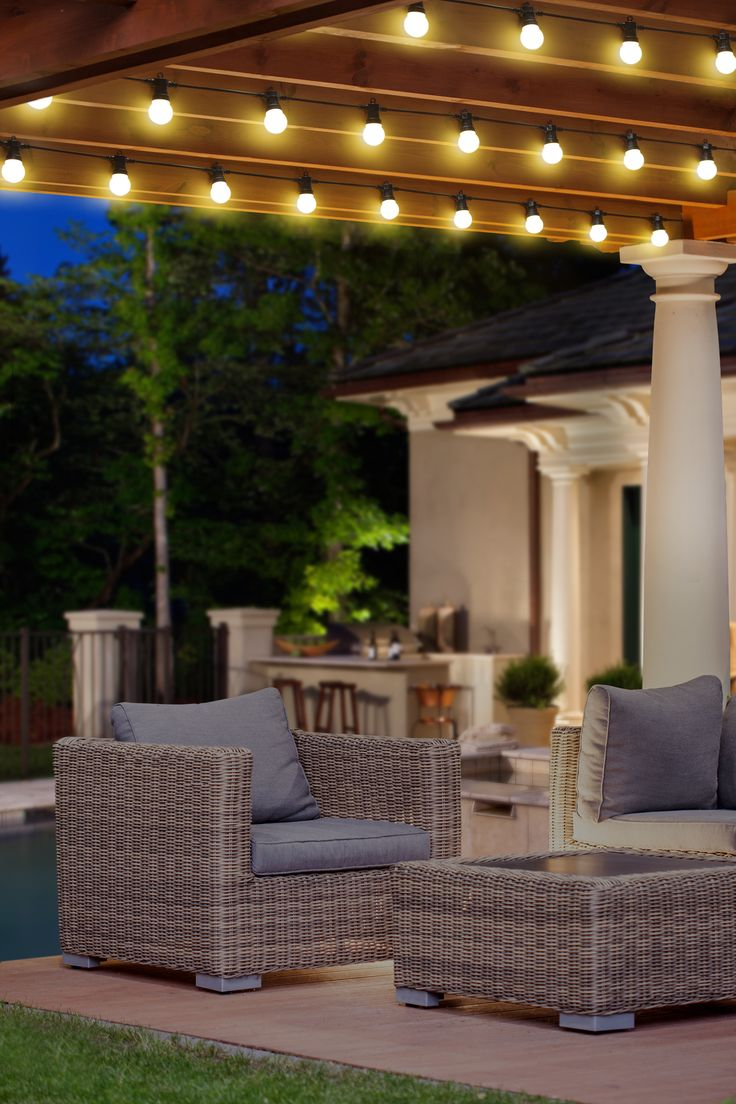Mejores 18 im genes de catalogo de iluminaci n the home for Luces patio exterior