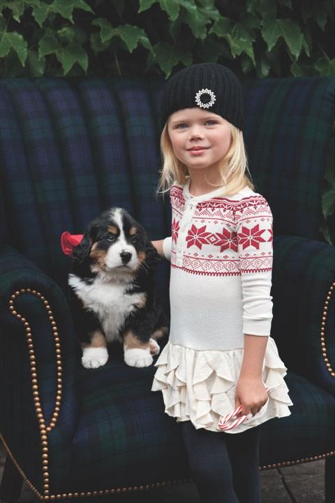 Ralph Lauren can help give your home, pets, and children winter design style