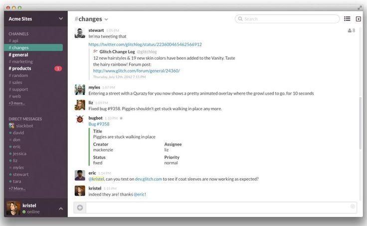 Slack, la app que dejó obsoleto al email. Noticias de Tecnología. Sí, nos hemos empachado de afirmaciones apocalípticas como la de Sheryl Sandberg que vaticinaba la desaparición del correo electrónico, o de corporaciones que daban la espalda