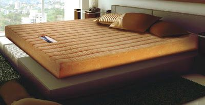 There are many companies that offers mattresses online in India at market leading prices. Sleepwell, Rubco, Tempur-Pedic, Kurlon mattress, Springfit Mattress etc. are some famous mattress brands in India that offers products at cheap rates with new technology. Check out the best mattress at http://www.springfitmattress.com/