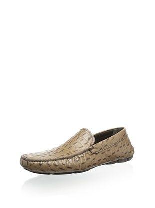 36% OFF Prada Men's Pattern Loafer (Brown)