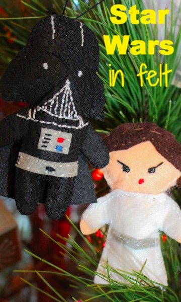 Do you love felt? And Star Wars? Read our Star Wars Felt review, and get ready to get so excited!
