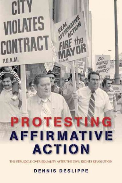 a brief history of affirmative action in the united states Ii background a brief history of legislative and case law  in reaction to the history of discrimination in the united states, and consistent with the principle of.