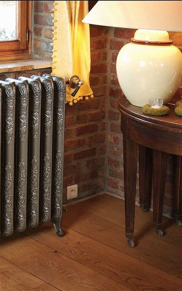 Laurens – Litinové retro radiátory Epoca