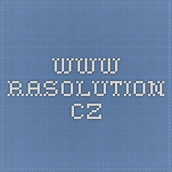 www.rasolution.cz