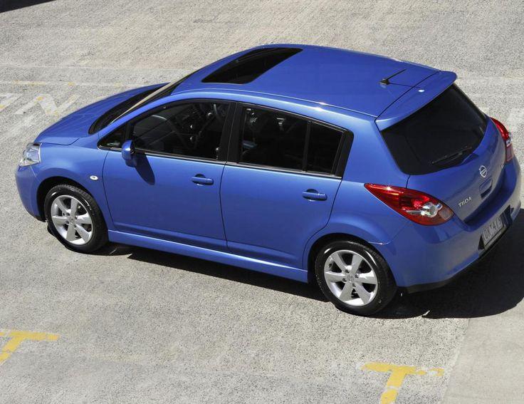 Nissan Tiida Hatchback Characteristics - http://autotras.com