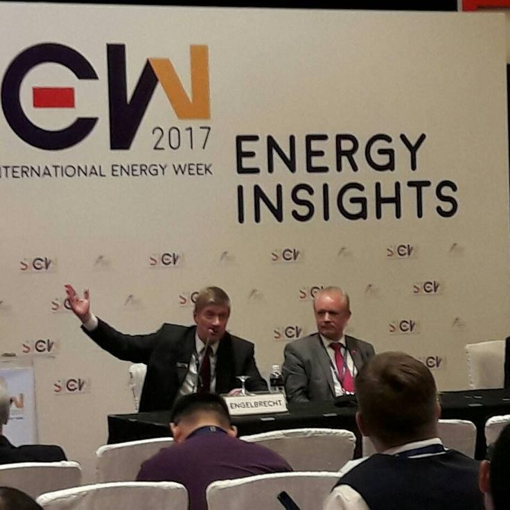 There's more threatening waste in the oceans like plastic bits than all the world's nuclear waste put together which incidentally only takes up room the size of a basketball court comments Helmut Engelbrecht Chairman of World Nuclear Association at the Singapore International Energy Week session of Energy Insights. What do you think?#siew #siew2017 #renewableenergy #energy #nuclear