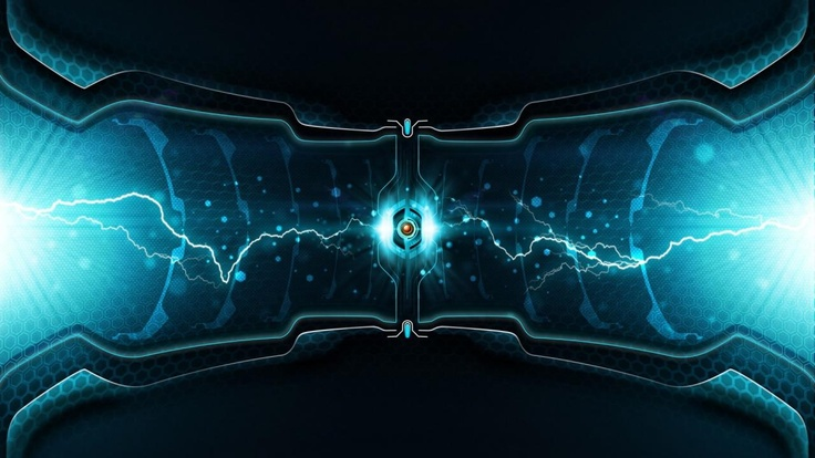 Heart Of Electricity 1280x720 Technology Wallpaper Cool Desktop Wallpapers Cool Backgrounds Hd