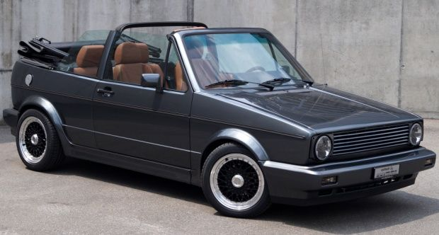 1991 vw golf cabrio classic line vw cabriolet. Black Bedroom Furniture Sets. Home Design Ideas