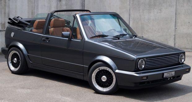 1991 vw golf cabrio classic line vw cabriolet. Black Bedroom Furniture Sets. Home Design Ideas