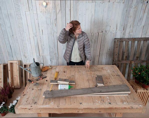work table East London: Remodelista