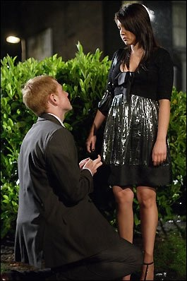 Stacey Slater and Bradley Branning played by Lacey Turner and Charlie Clements