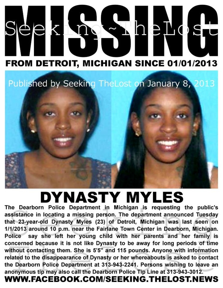 212 best FOUND MISSING PEOPLE images on Pinterest Ministry - missing person posters