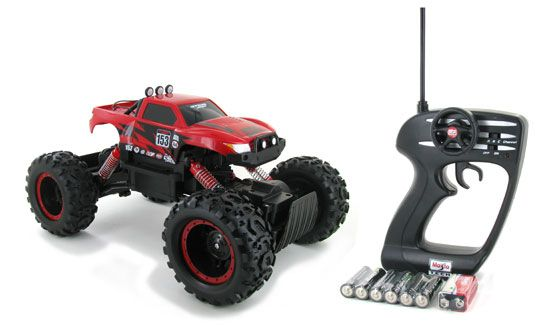 Maisto Tech Rock Crawler Independent Suspension 4WD Electric RTR RC Truck $40