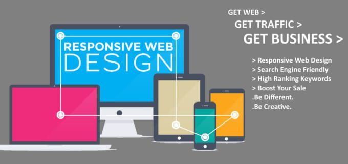 For only $10, I will develop any website in wordpress, php, html ...