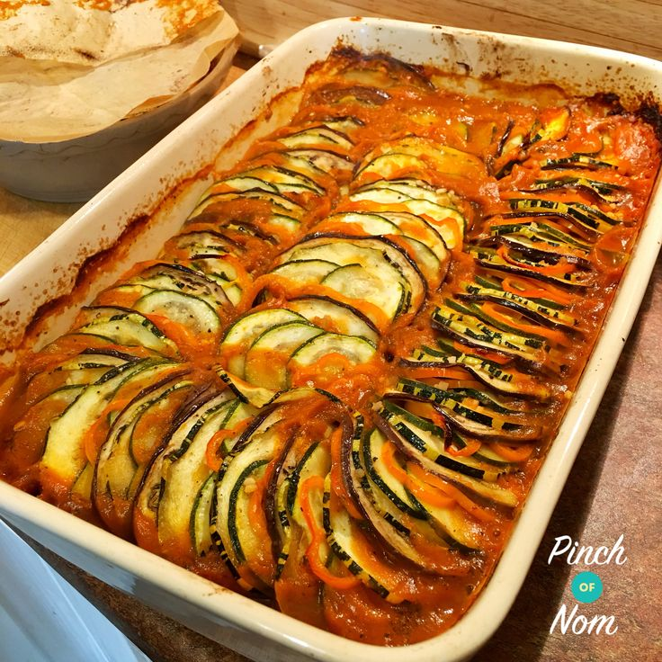 Ratatouille's Ratatouille - Syn Free | Slimming World - https://pinchofnom.com/recipes/ratatouilles-ratatouille-syn-free-slimming-world/