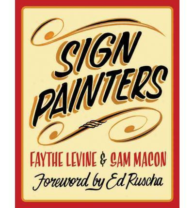Sign Painters is about the people, practices and art of sign painting and hand lettering.