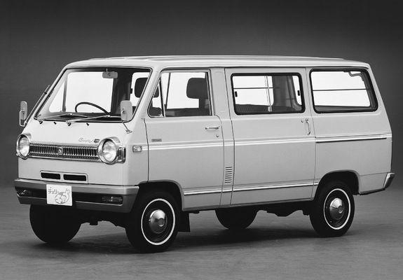 Nissan Cherry Cab Van C20 1970 78 Pictures Nissan Vans Van Nissan