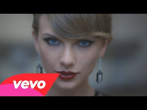 ▶ Taylor Swift - Blank Space - YouTube