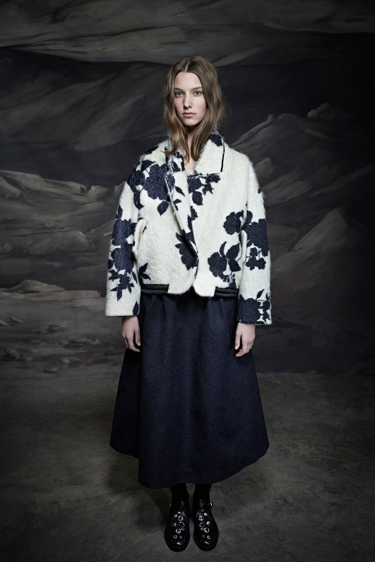 Ter et Bantine fashion collection, pre-autumn/winter 2014