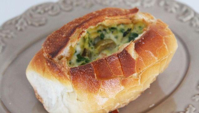 10 receitas fáceis que ficam prontas em 30 minutos ou menos - Morando Sozinha - pão com omelete