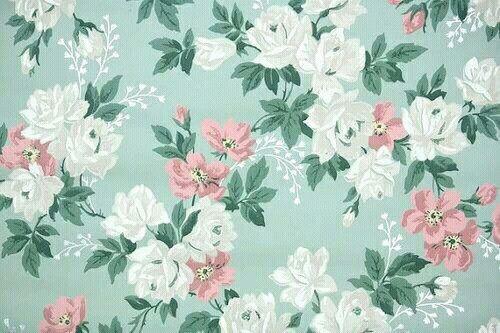 Картинка с тегом «flowers and wallpaper»