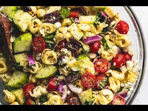 Salade de pâte à la grecque... une recette dont vous ne pourrez plus vous passer! - Ma Fourchette