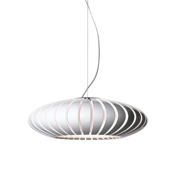 Lampefeber Maranga pendel ø:50 cm - hvid