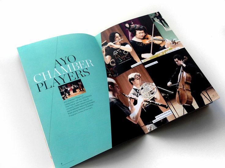 Australian Youth Orchestra 2014 Season - Extrablack