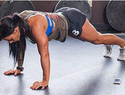 Как делать бурпи: лучшее кроссфит-упражнение для сжигания жира