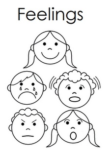 Make a Face! Learning about Emotions - Mr Printables | 320x228