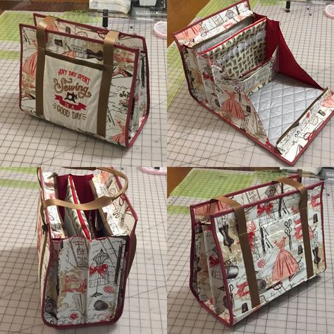 Ultimate carry all bag for sewing, quilting and any kind of craftsOlena