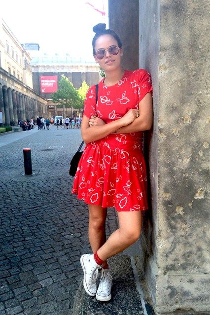 Atlanta de Cadenet Taylor shares with us her fashion and style choices - day eight