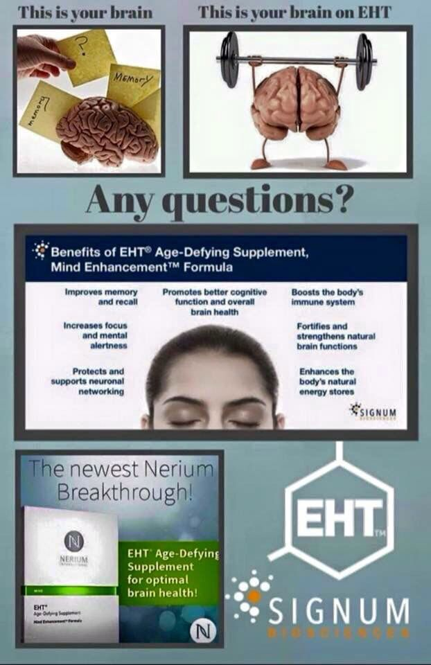 Face, Body and Mind.... we got you covered!!   Such amazing breakthroughs!!!   www.danaKpatterson.nerium.com