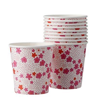 25 beste idee n over feestje bekers op pinterest roze for Kartonnen bekers hema