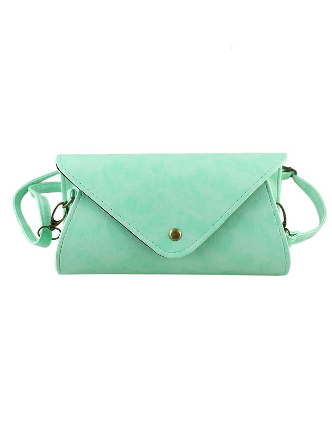 Shop Green Pu Leather Lady Handbag online. SheIn offers Green Pu Leather Lady Handbag & more to fit your fashionable needs.
