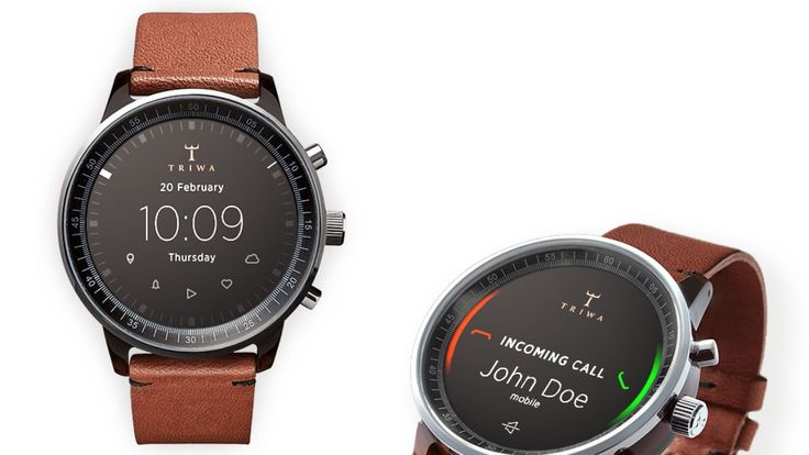 Why can't great smartwatches look like normal watches? Smartwatches, for the most part, can be divided into two categories: vague approximations of the future like the Pebble, Gear, and Gear Fit,....