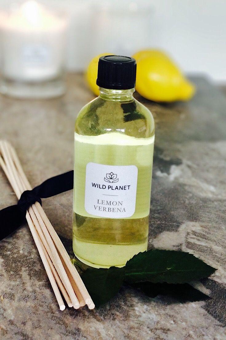 Natural Reed Diffuser Lemon Verbena