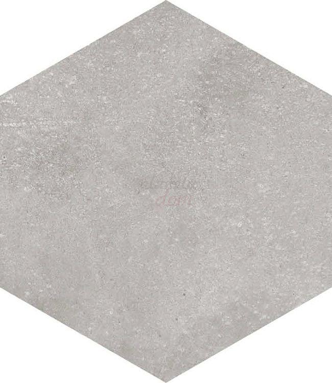 Vives - Rift Hexagono Cemento 23x26,6 Planeta dom