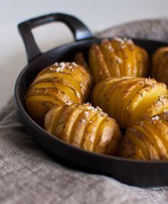 Rosmarin Kartoffeln aus dem Ofen - SweetPie