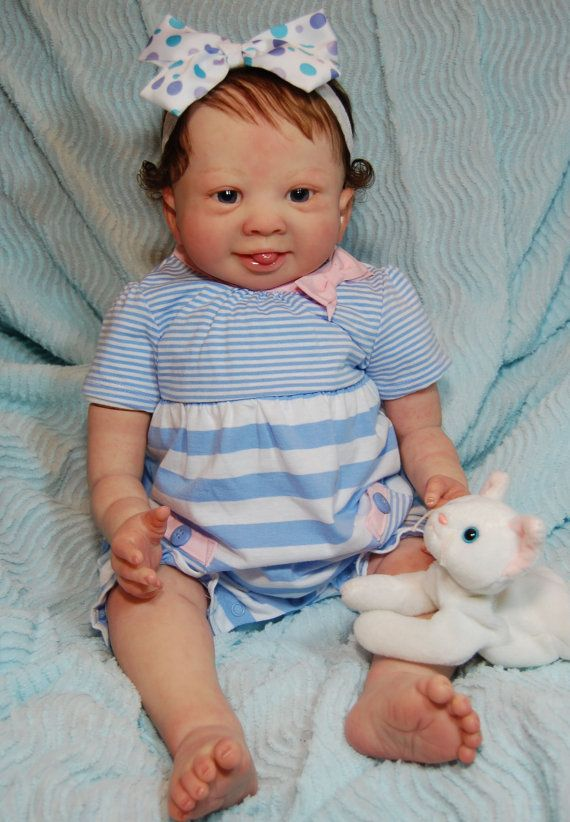 Reborn Jenny Toner Down's Syndrome Baby by ...