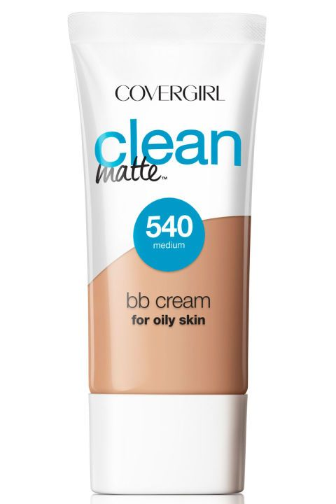 Maybe you're wary of buying base at the drugstore. So let this be your Plan-B-my-regular-foundation-is-melting-off-my-face summer formula. The stay-put, powder-based BB absorbs quickly into skin, leaving it pleasantly matte—a damn good feeling when it's hot AF.CoverGirl Clean Matte BB Cream, $8, ulta.com.