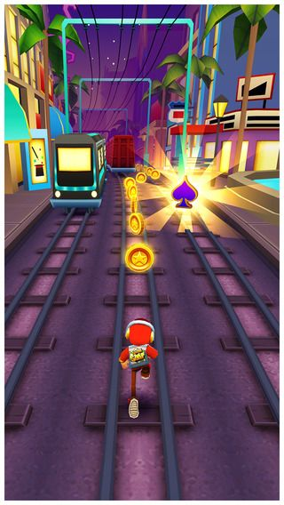 subway surfers Las Vegas Baby