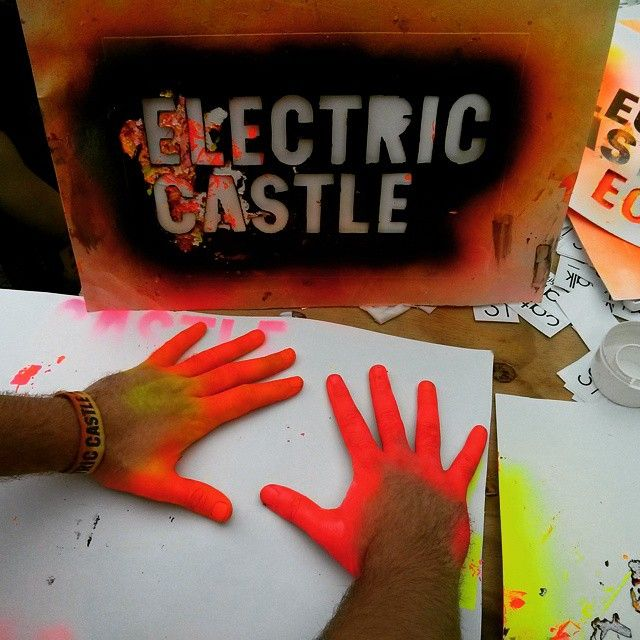 #ElectricCastle / #ElectricFashion