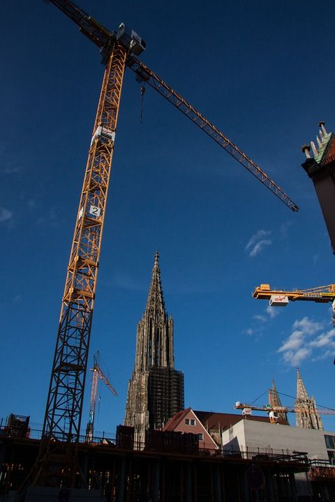 790 best church construction images on pinterest for Interest only construction loan
