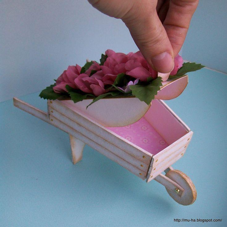 Мастерская Маленьких Чудес: А вы уже сажаете цветы?