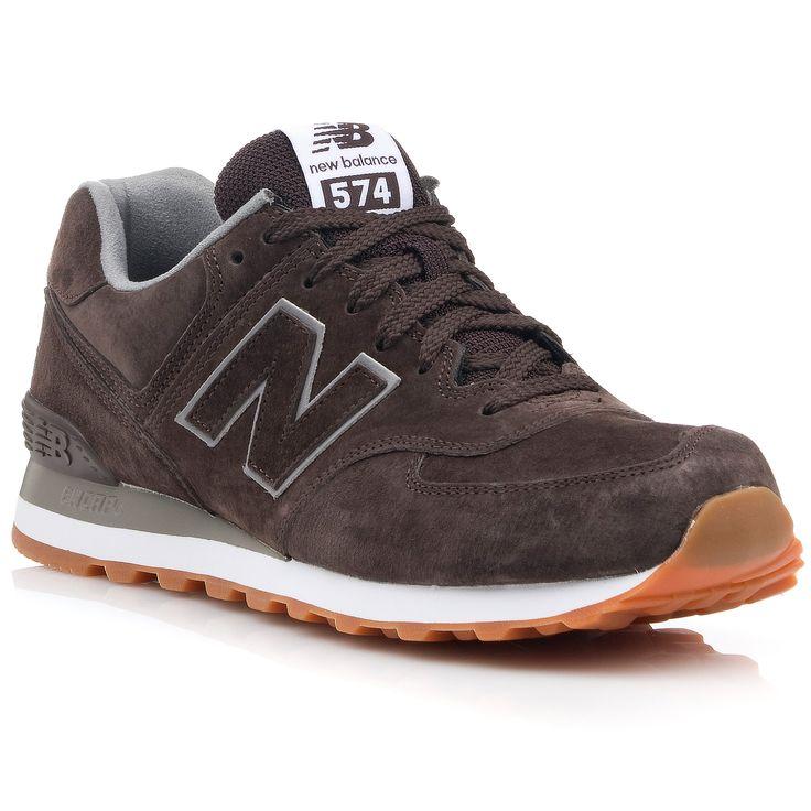 New Balance ML574FSB - Brown