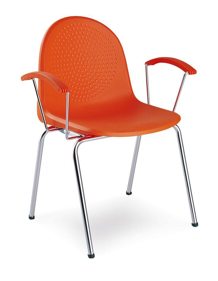 Krzesła stacjonarne Amigo - Nowy Styl | DB Meble #amigo #krzeslo  http://dbmeble.pl/produkty/krzesla-stacjonarne-amigo/