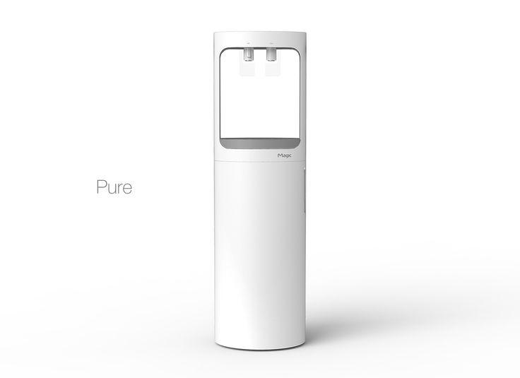 Water Dispenser on Behance